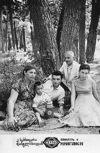 Из архива Левона Бабаяна