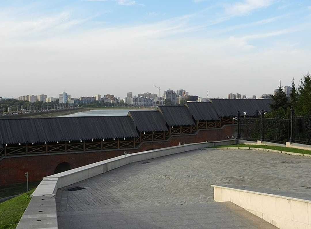 Kazan Kremlin: the gates of Soyembika