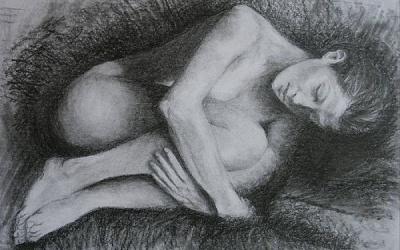 Джудит Джон: рисунки