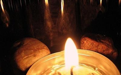 Огонь и камень