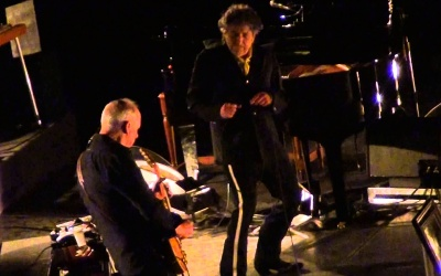 Dylan & Knopfler, концерт
