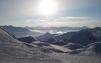«Историческая» встреча в Альпах