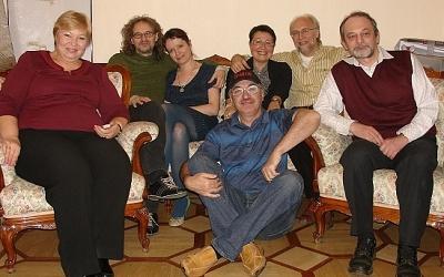 Встреча на Новослободской-2