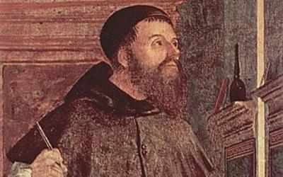 Видение мне «Св.Августина»