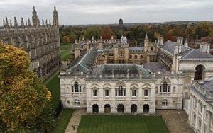 Градуация в Кембридже
