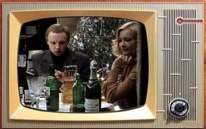 Воспоминание о новогоднем телевидении