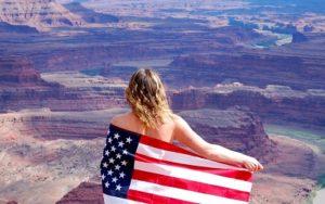 Приключения Юли в Америке