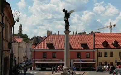 Сувениры из Вильнюса